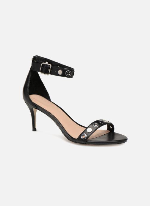 Sandales et nu-pieds Guess Narele Noir vue détail/paire