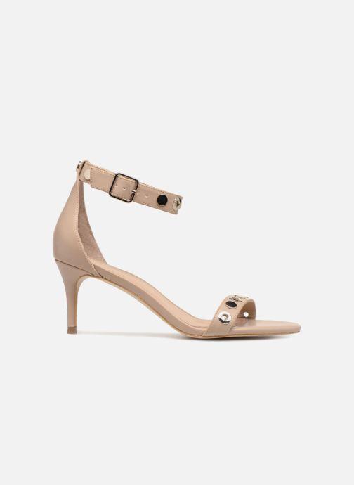 Sandales et nu-pieds Guess Narele Beige vue derrière