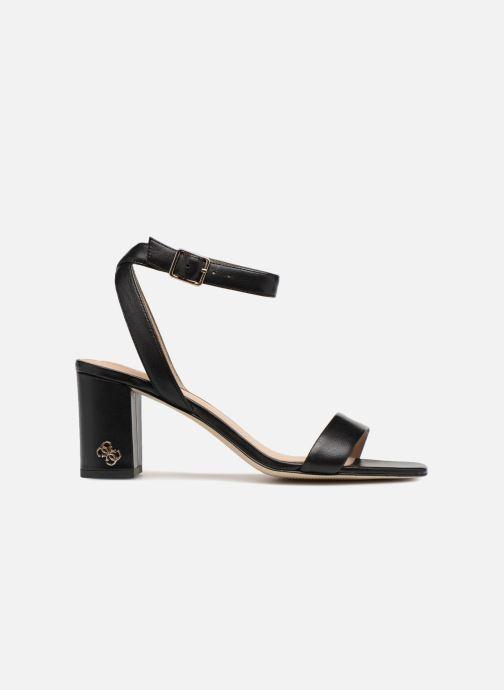 Sandales et nu-pieds Guess Annabelle Noir vue derrière