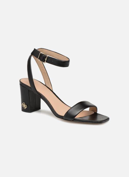Sandales et nu-pieds Guess Annabelle Noir vue détail/paire
