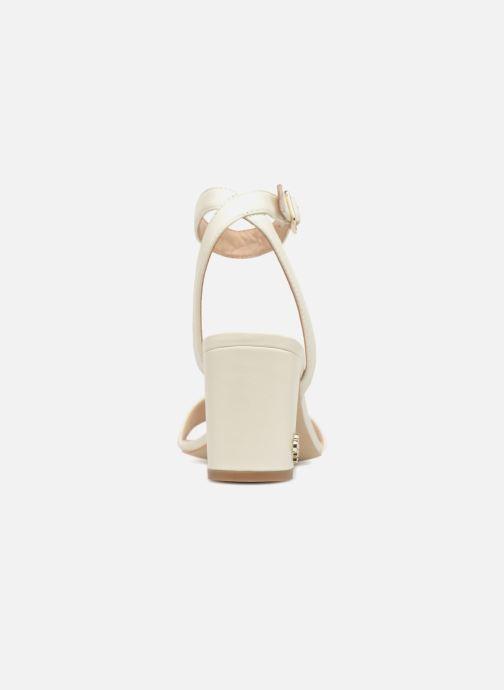 Sandales et nu-pieds Guess Annabelle Blanc vue droite