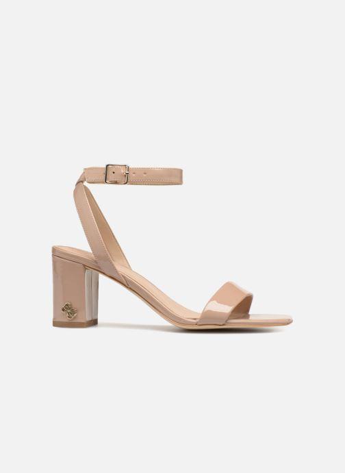 Sandales et nu-pieds Guess Annabelle Beige vue derrière