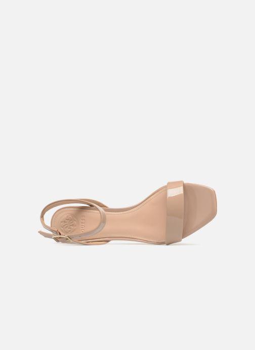 Sandales et nu-pieds Guess Annabelle Beige vue gauche
