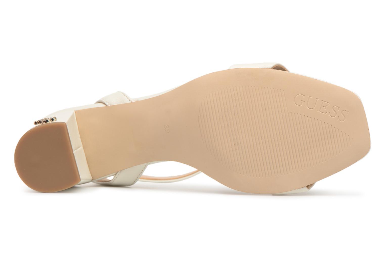 55940f33f27 ... Guess Annabelle (Blanc) - s et nu-pieds nu-pieds nu-. Acheter populaire  VANS - Baskets AUTHENTIC Femme ...