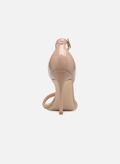 Sandales et nu-pieds Guess Karli Beige vue droite