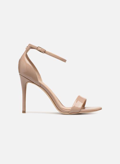 Sandales et nu-pieds Guess Karli Beige vue derrière
