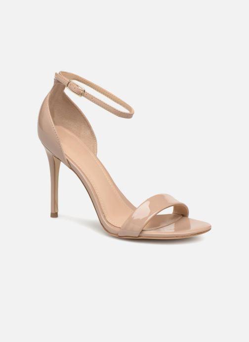 Sandales et nu-pieds Guess Karli Beige vue détail/paire