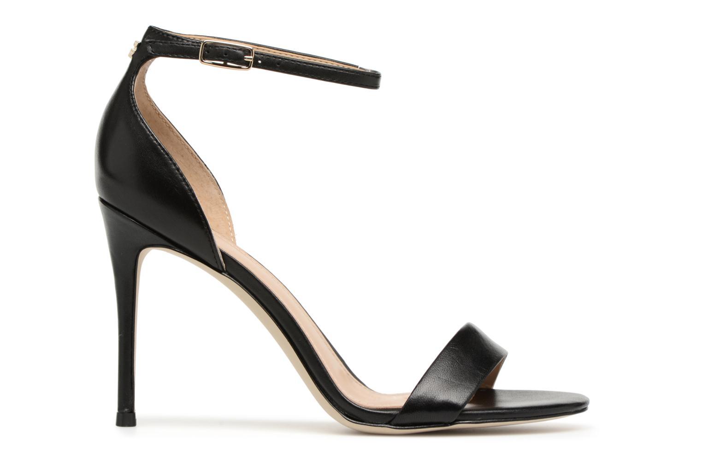 Sandales et nu-pieds Guess Karli Noir vue derrière
