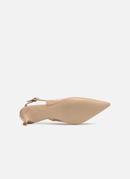 Pumps Guess Debby Beige boven