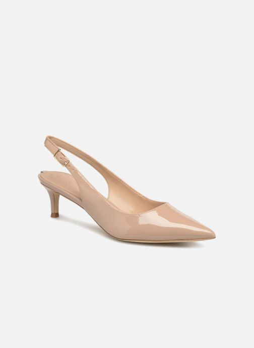 Zapatos de tacón Guess Debby Beige vista de detalle / par