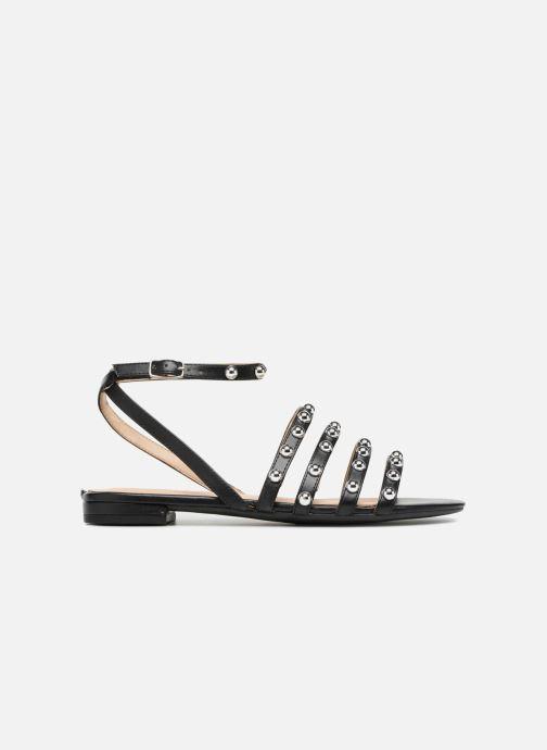 Sandales et nu-pieds Guess Roxie Noir vue derrière