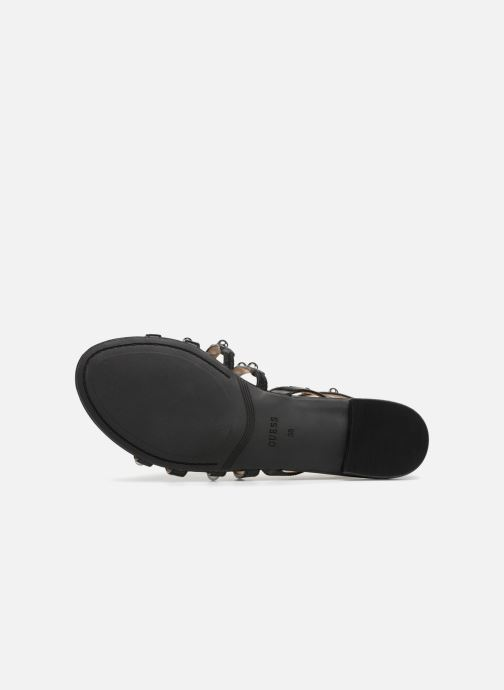 Sandalen Guess Roxie Zwart boven