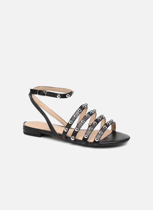 Sandales et nu-pieds Guess Roxie Noir vue détail/paire