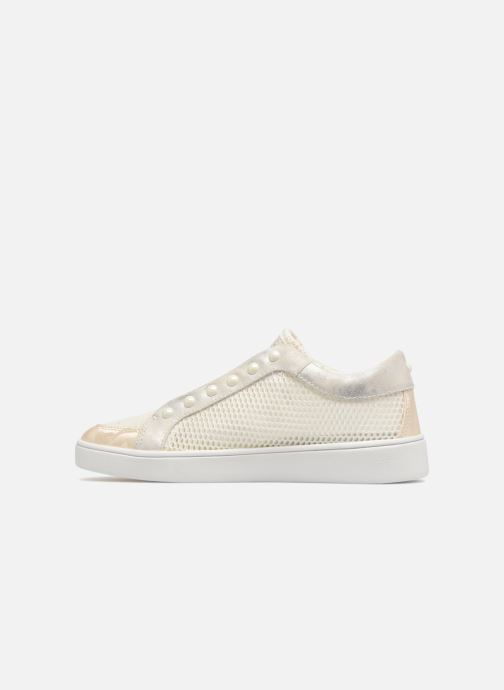 Sneakers Guess Gisela Bianco immagine frontale
