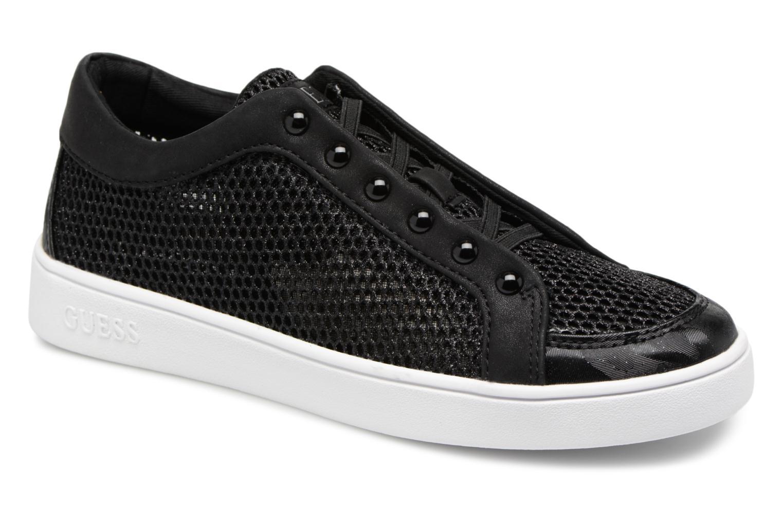 Nuevo zapatos Guess Gisela (Negro) cómodo - Deportivas en Más cómodo (Negro) a8ed24