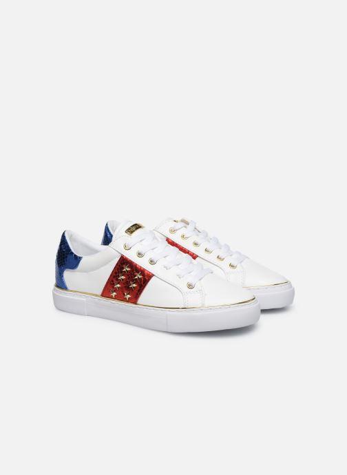 Sneakers Guess Gamer Bianco immagine 3/4