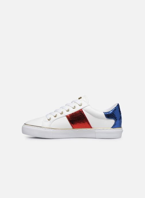 Sneakers Guess Gamer Bianco immagine frontale
