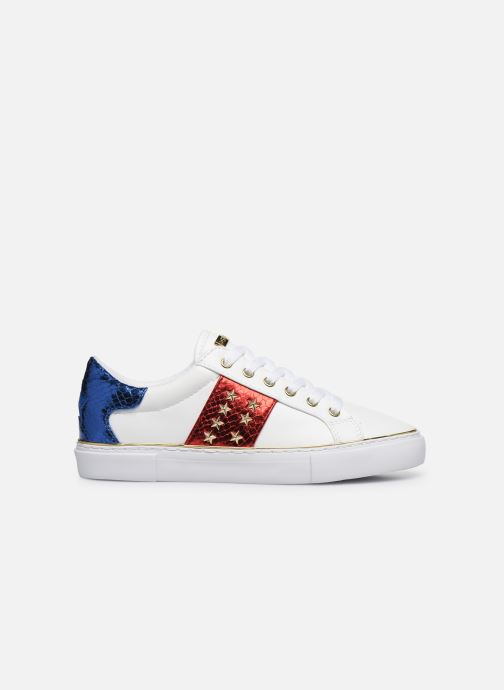 Sneakers Guess Gamer Bianco immagine posteriore