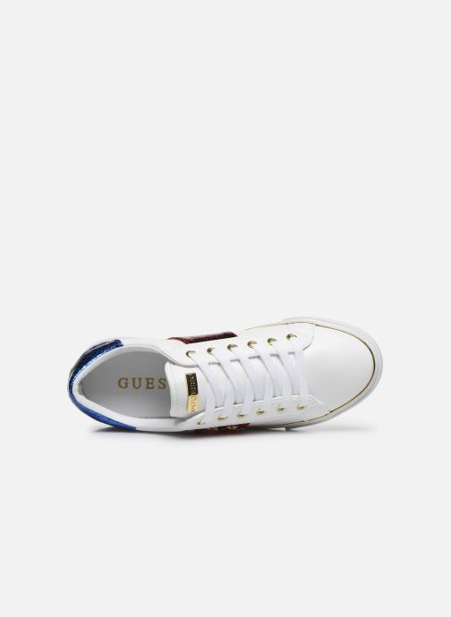 Sneakers Guess Gamer Bianco immagine sinistra