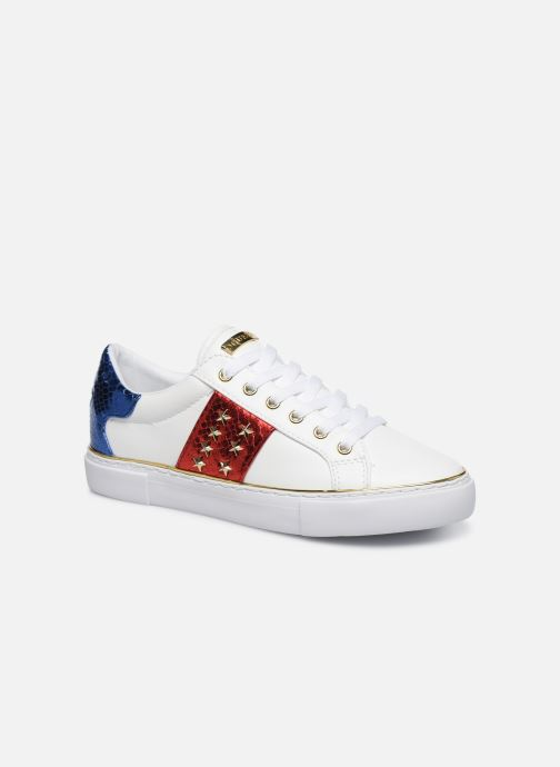 Sneakers Guess Gamer Wit detail