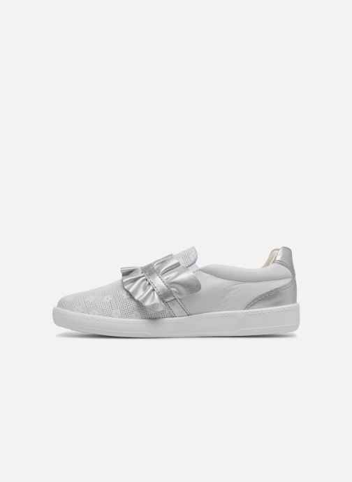Sneakers Pablosky Eva Bianco immagine frontale