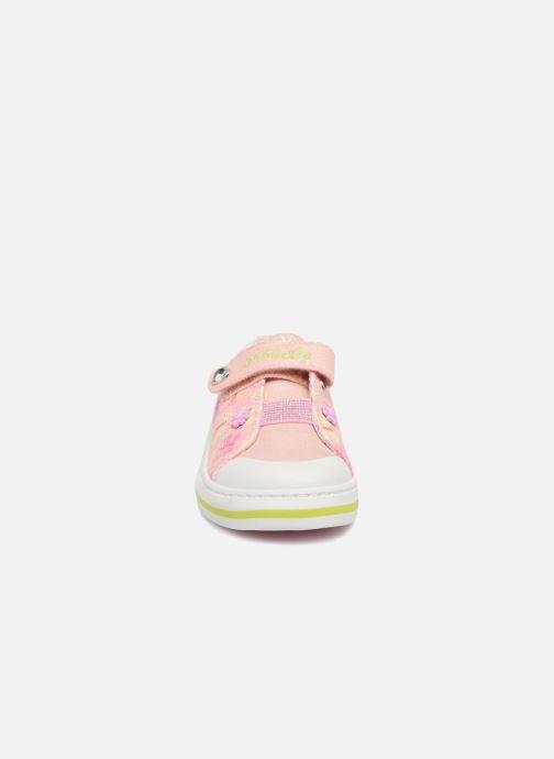 Baskets Pablosky Adriana Rose vue portées chaussures