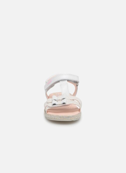 Sandaler Pablosky Maria Vit bild av skorna på