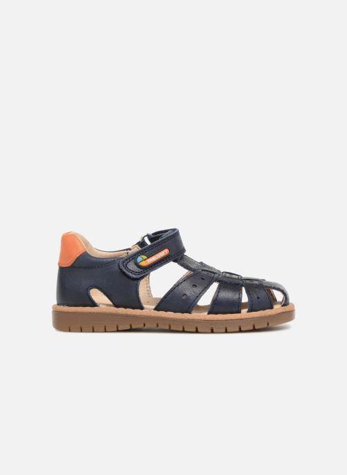 Sandales et nu-pieds Pablosky Flavio Bleu vue derrière