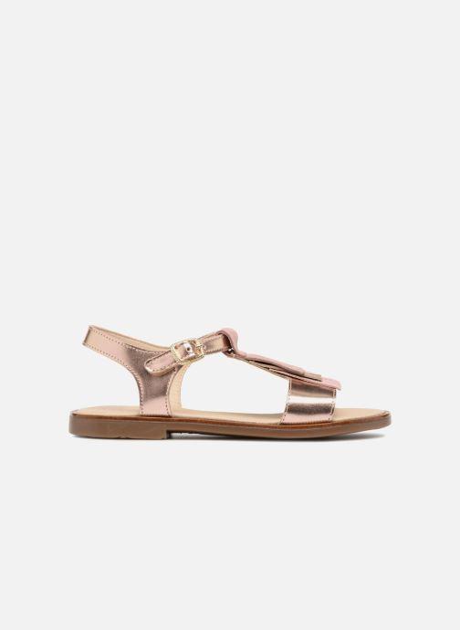 Sandales et nu-pieds Pablosky Sofia Rose vue derrière