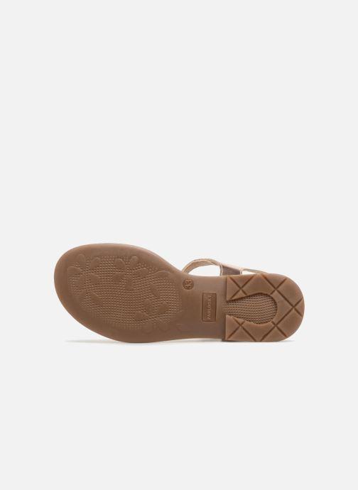 Sandales et nu-pieds Pablosky Sofia Rose vue haut
