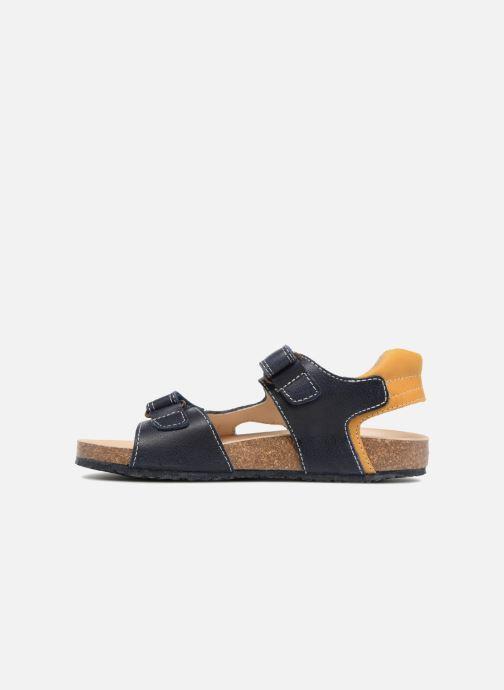 Sandales et nu-pieds Pablosky Eduardo Bleu vue face