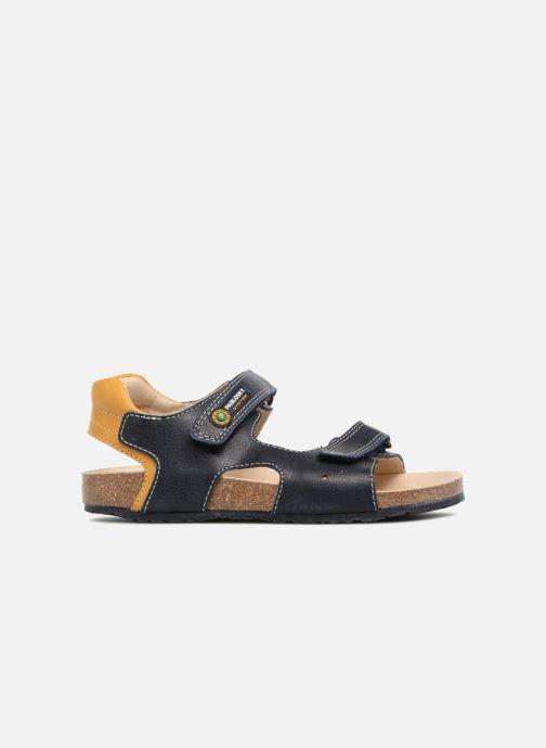 Sandales et nu-pieds Pablosky Eduardo Bleu vue derrière