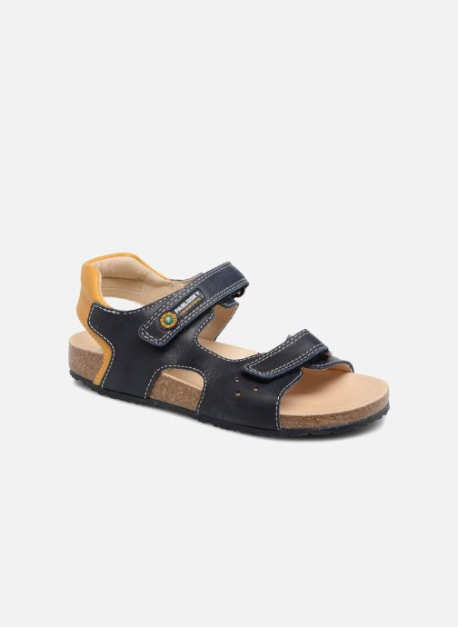 Sandales et nu-pieds Pablosky Eduardo Bleu vue détail/paire