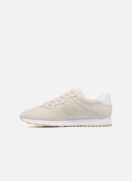 Sneakers Esprit Amu Diamond Beige voorkant
