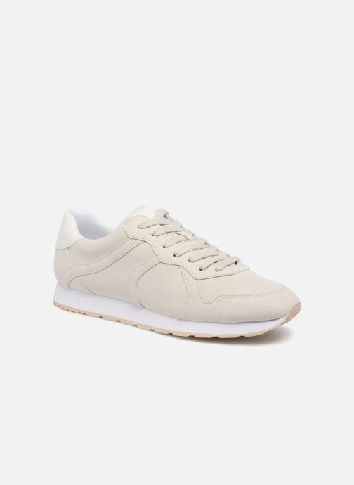 Sneakers Esprit Amu Diamond Beige detaljeret billede af skoene