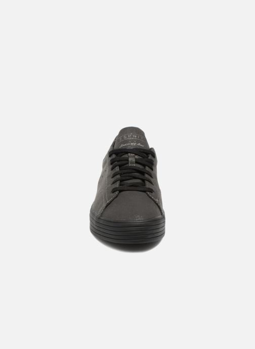 Trainers Esprit Sita Glitter LU Black model view