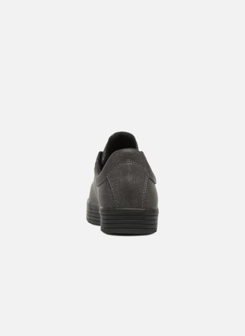 Trainers Esprit Sita Glitter LU Black view from the right