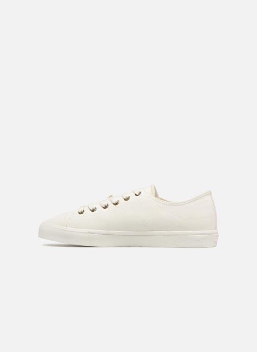 Sneakers Esprit Sonet lace up Hvid se forfra