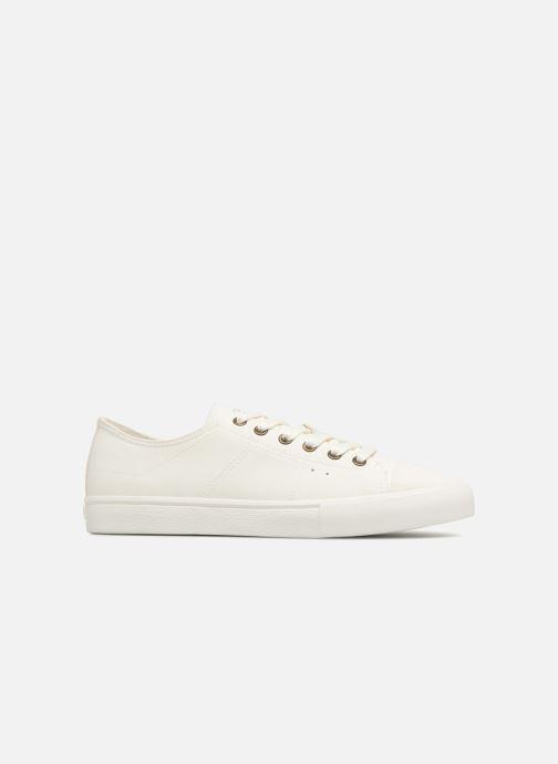 Sneakers Esprit Sonet lace up Hvid se bagfra
