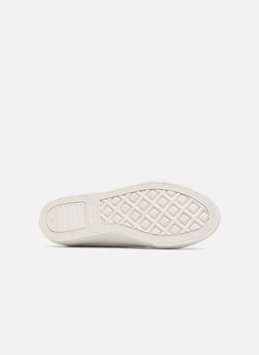 Baskets Esprit Sonet lace up Blanc vue haut