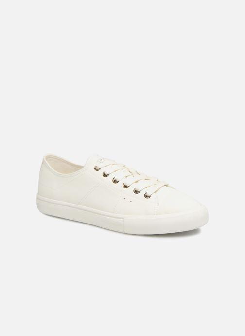 Sneakers Esprit Sonet lace up Hvid detaljeret billede af skoene