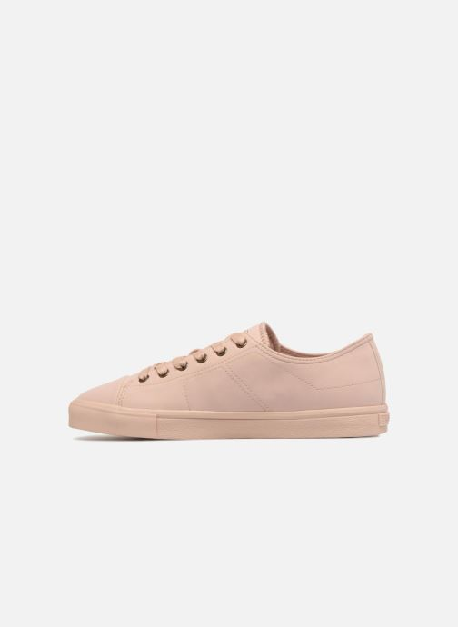 Baskets Esprit Sonet lace up Rose vue face
