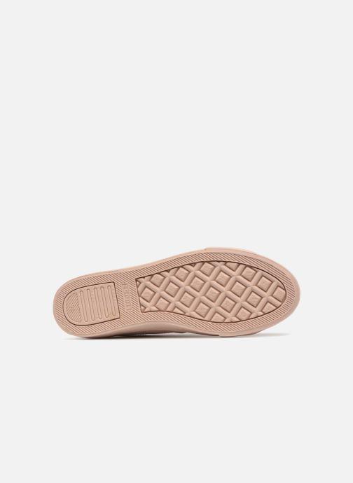 Sneakers Esprit Sonet lace up Roze boven
