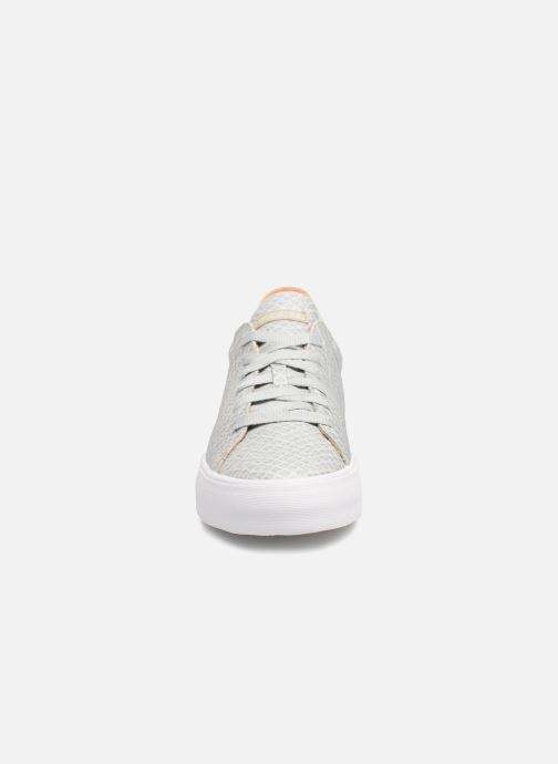 Trainers Esprit Simona Lace up Grey model view