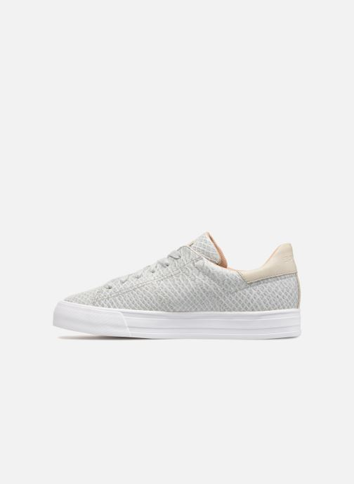 Trainers Esprit Simona Lace up Grey front view