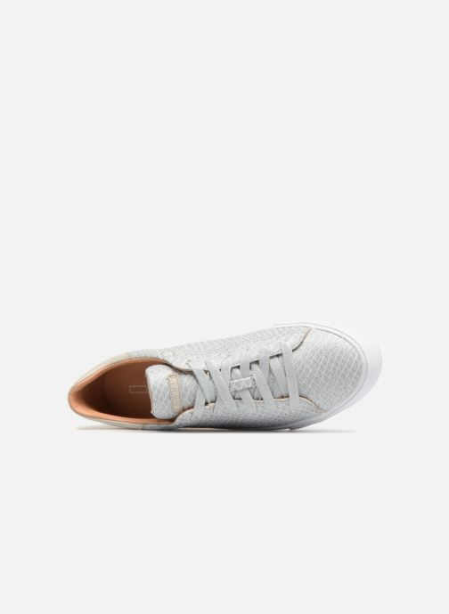 Trainers Esprit Simona Lace up Grey view from the left