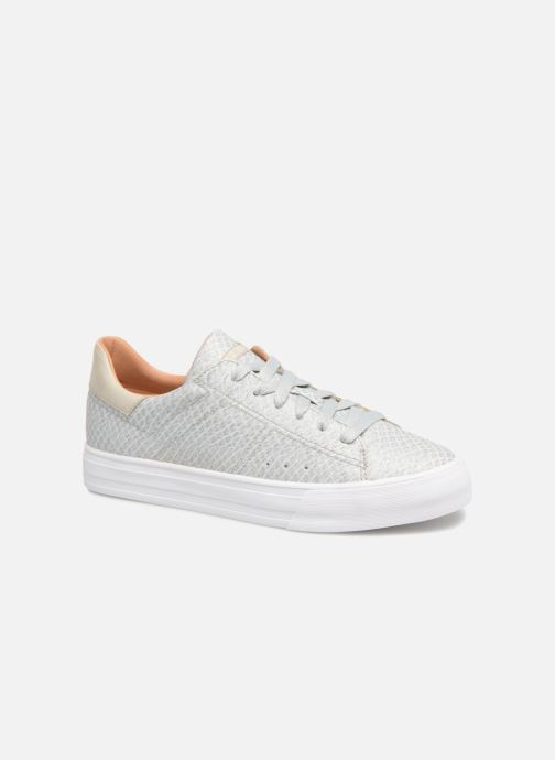 Trainers Esprit Simona Lace up Grey detailed view/ Pair view