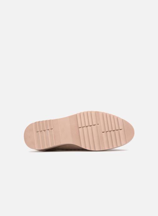 Zapatos con cordones Esprit Josepha Rosa vista de arriba