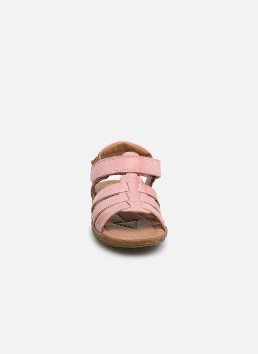 Sandales et nu-pieds Naturino Summer Rose vue portées chaussures