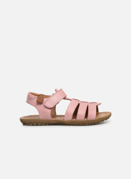 Sandales et nu-pieds Naturino Summer Rose vue derrière